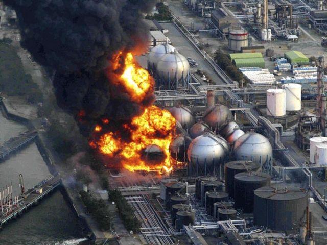 Cinco muertos por explosión de una planta química en Japón