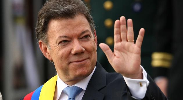 Presidente Santos a Honduras para posesión de nuevo presidente