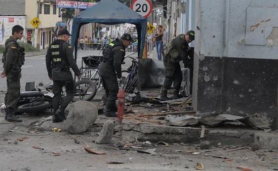 Cayó presunto responsable de atentado terrorista en Pradera