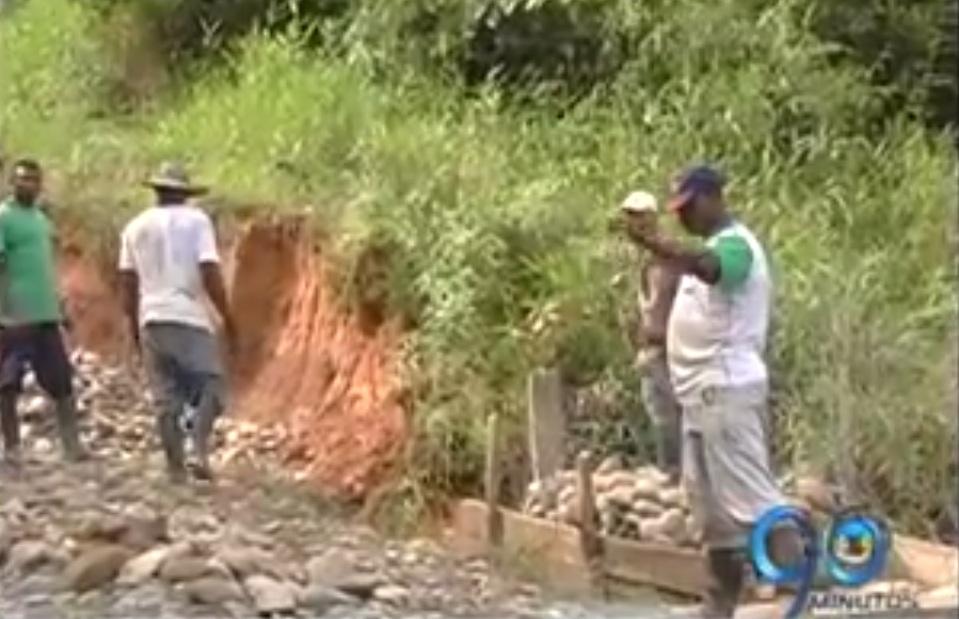 Habitantes de Boraudo en Chocó contarán con nuevas viviendas