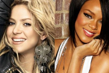 Shakira y Rihanna juntas en 'Can't remember to forget you'