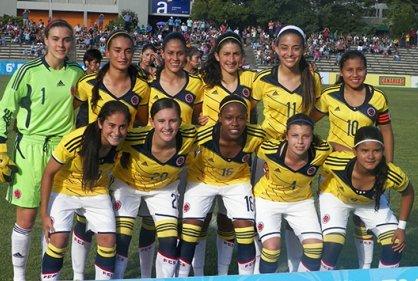 Selección sub 20 femenina pasó a semifinales para Mundial de Canadá 2014
