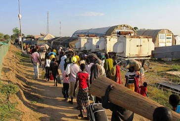 Mueren más de 300 personas ahogadas en Sudán del sur