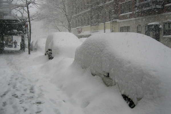 Continúa causando estragos la fuerte ola invernal en EE.UU.