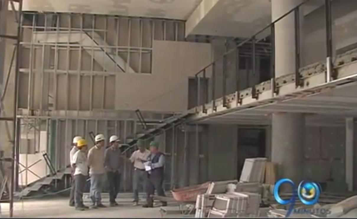 Teatro Materón de Palmira estaría completamente renovado