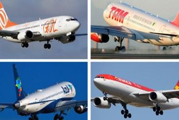 Actualidad: Autoridades de Brasil aprobaron casi 2000 vuelos más para el Mundial
