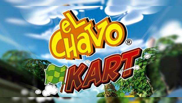 """'El Chavo Kart' vídeo juego en homenaje a """"Chespirito"""""""
