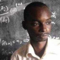 Un africano resolvió teorema matemático planteado hace más de dos siglos