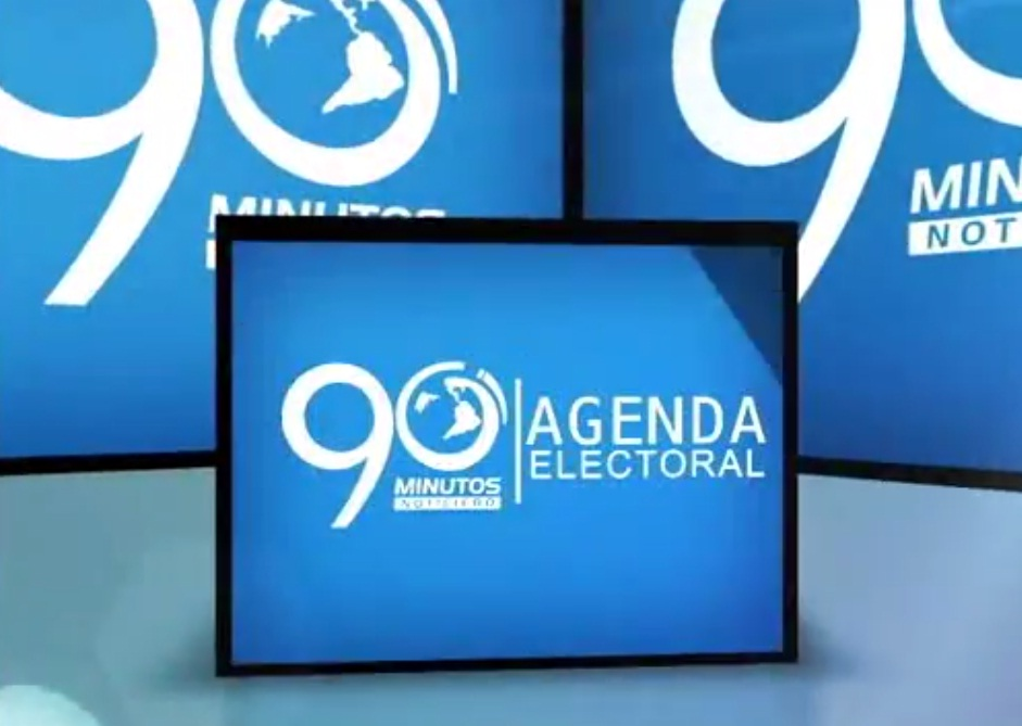 Agenda Electoral 2014 de 90 Minutos del 28 de Febrero