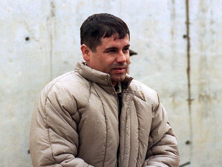 Capturado 'El Chapo' Guzmán uno de los capos más buscados