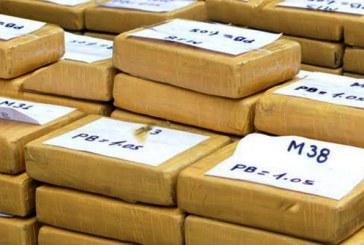 360 kilos de cocaína colombiana incautados en España