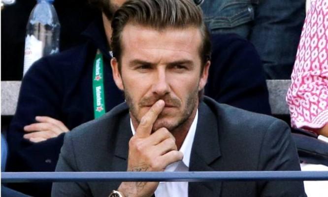 Exfutbolista David Beckham comprará un equipo de la MLS