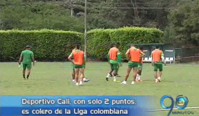 Édinson Toloza podría ser la nueva contratación del Deportivo Cali