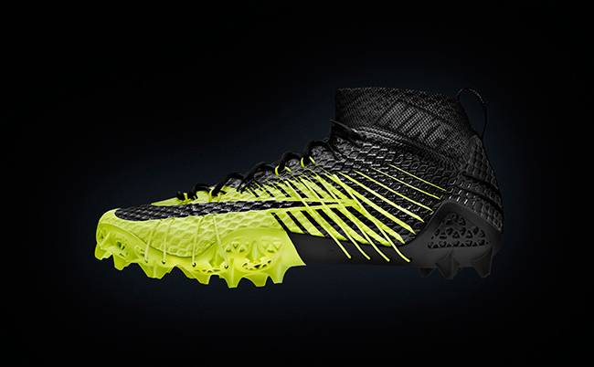 Nike lanzó un novedoso diseño de guayos con alta tecnología