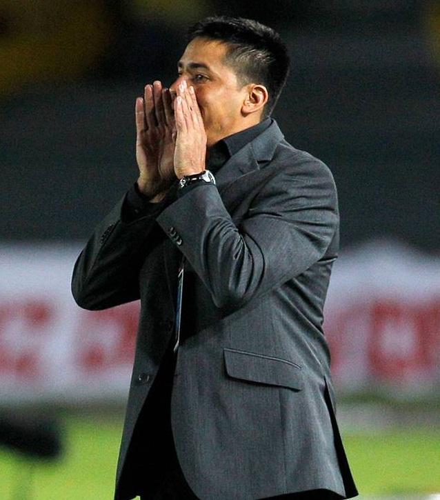 Deportivo Cali volvió a perder en el debut del técnico Cárdenas