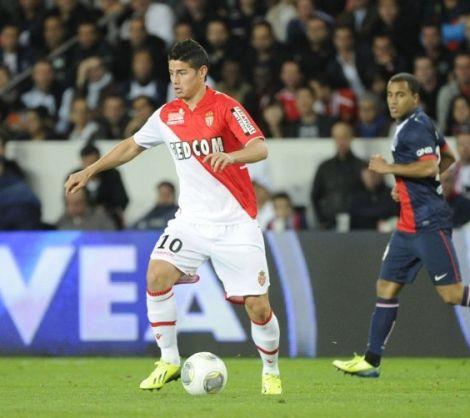 James Rodríguez podría llegar a las filas del Real Madrid