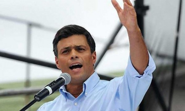 Ratifican medida privativa de la libertad al opositor Leopoldo López