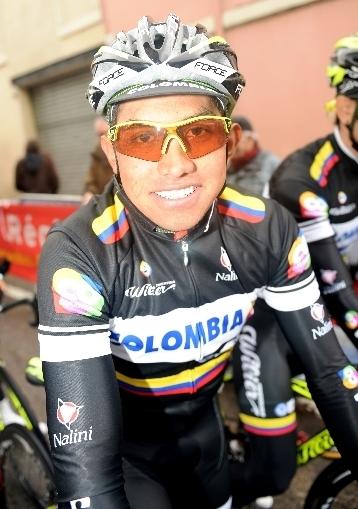 Ciclista del Team Colombia es suspendido tras control antidoping