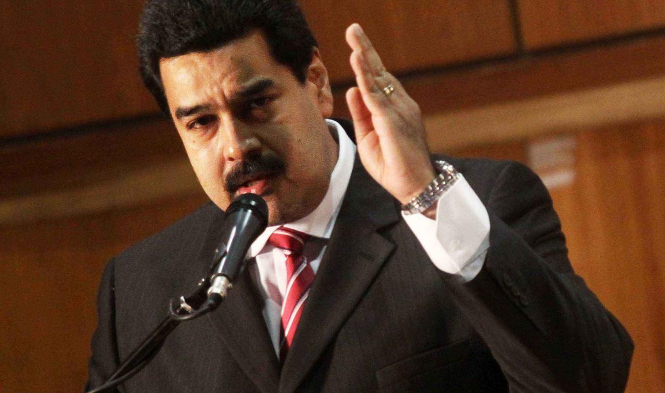 Maduro acusó a EE.UU. de instigar a la oposición a sabotear las presidenciales