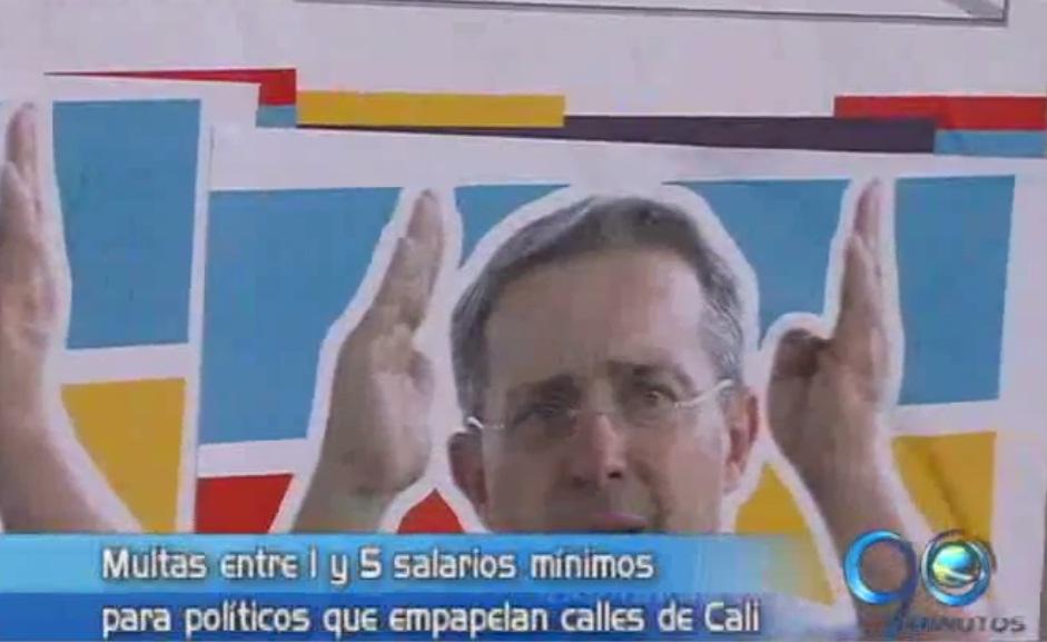 Se anuncian sanciones a candidatos con publicidad política ilegal