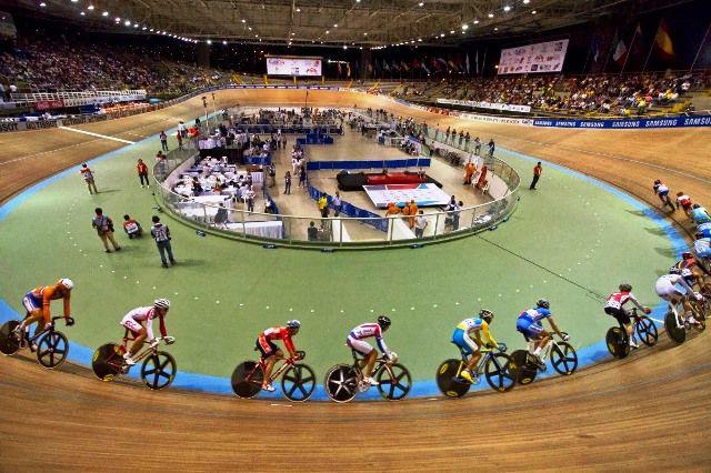 Rusia tomó la delantera en la preparación para el Mundial de Ciclismo en Cali