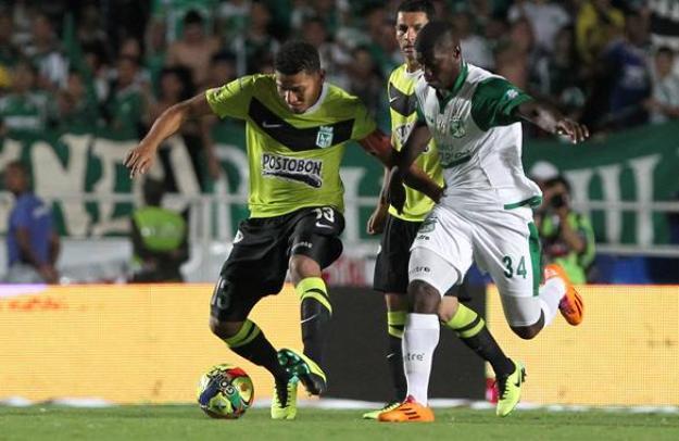 Nacional le aguó la celebración del título al Deportivo Cali