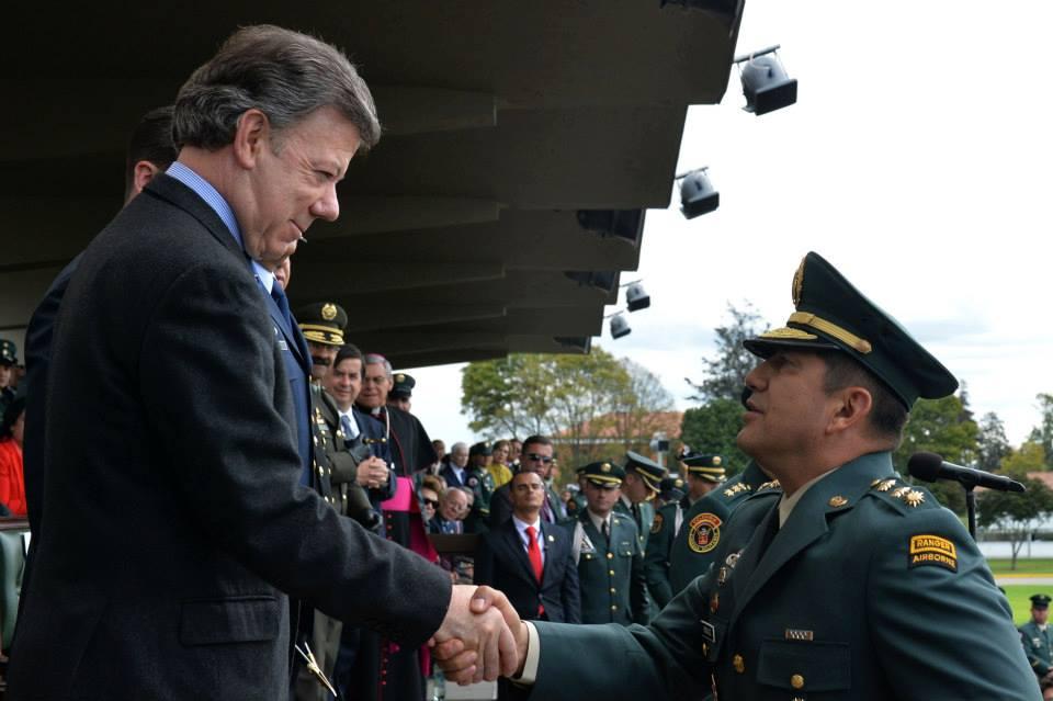 Nombran nuevo comandante de las Fuerzas Militares