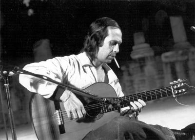 Murió el Maestro de la guitarra flamenca Paco de Lucía