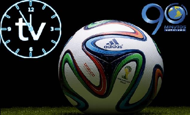 Programación partidos de futbol del miércoles  5 de febrero