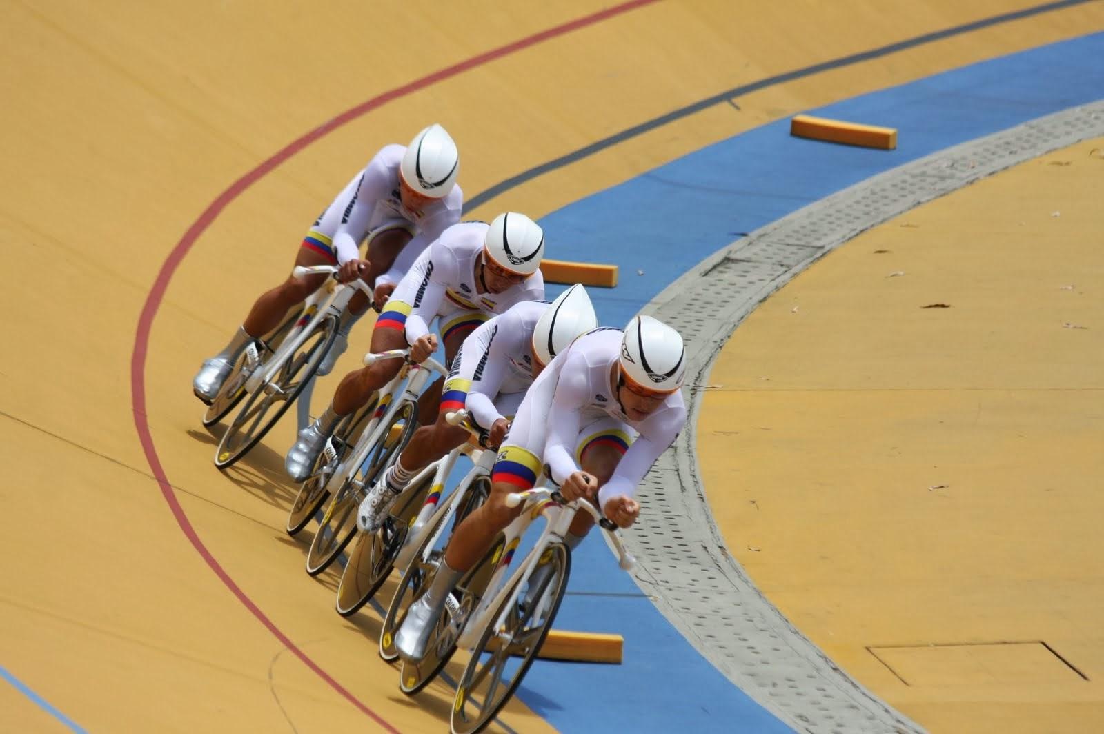 Programación para el Mundial de Ciclismo de Pista Cali 2014 y nuevas marcas