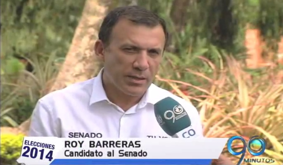 Agenda Electoral: Candidato al Senado Roy Barreras presenta sus propuestas