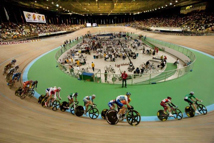 Cali será la última parada para los ciclistas de pista rumbo a los Juegos Olímpicos de Tokio 2021
