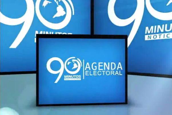 Conozca aquí la Agenda Electoral 2014 de 90 Minutos