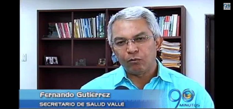 Secretario de Salud del Valle afirma que AH1N1 es una enfermedad normal