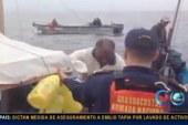 Armada Nacional rescató embarcación con tres pescadores
