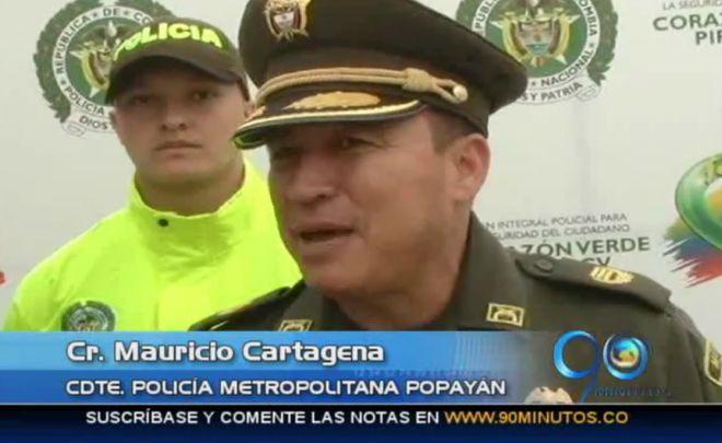 Capturan a sospechoso del asesinato de un anciano en Popayán