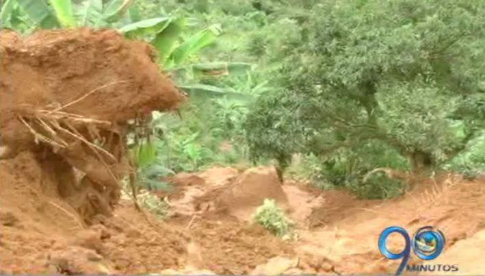 Avalancha en Balboa, Cauca, dejó un muerto y tres heridos