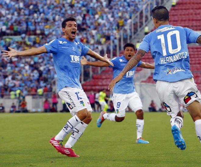 Deportivo Cali perdió en su visita al O'Higgins por la Libertadores
