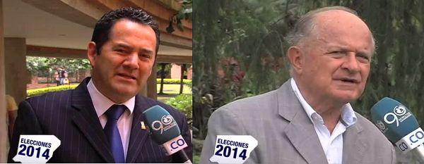 Germán Villegas al Senado y Juan Carlos Martínez a la Cámara presentan sus propuestas