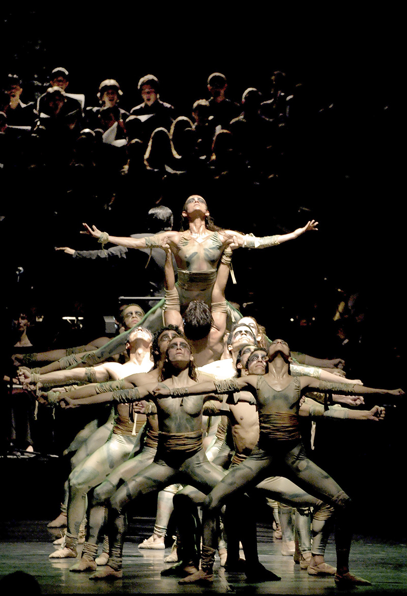 La reencarnación de los 'Cantos Goliardos' nuevamente en escena