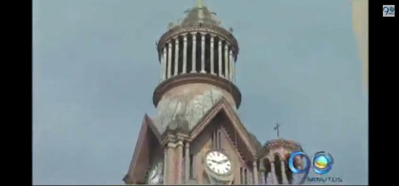 Catedral 'Nuestra Señora del Palmar' cumple cien años