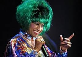 Homenaje a la esplendorosa reina de la Salsa 'Celia Cruz'