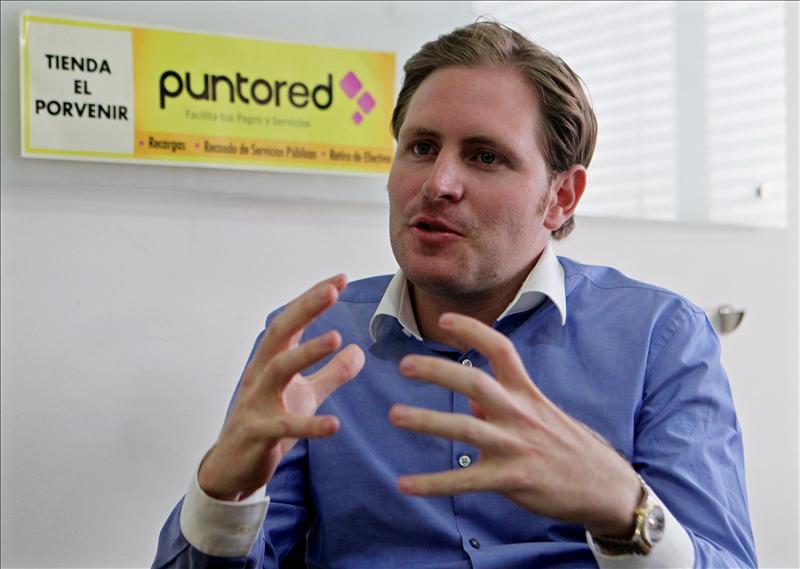 Colombia Innova: Sistema de recargas móviles dejarán de lado a las 'raspatarjetas'
