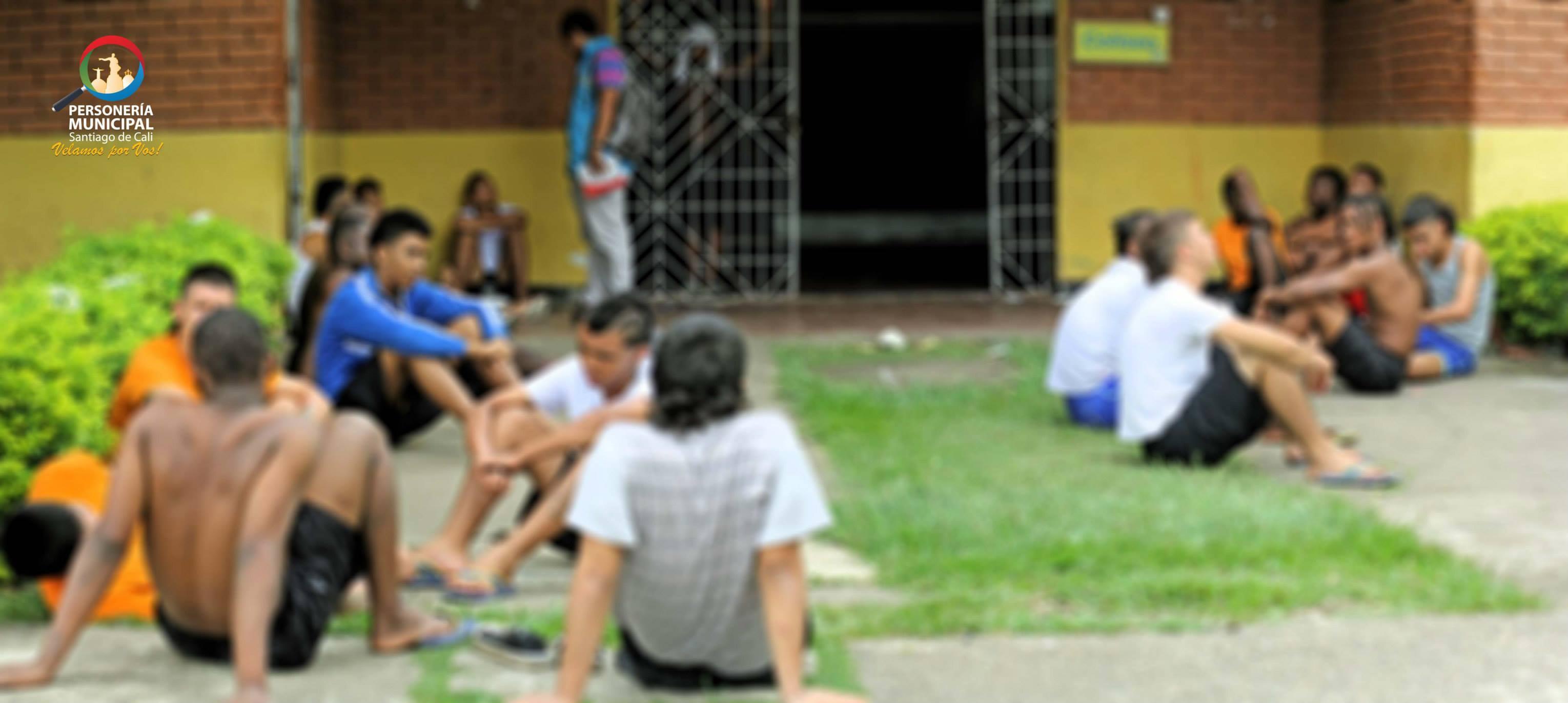 Investigan disturbios en Centro de Formación Juvenil Valle del Lili