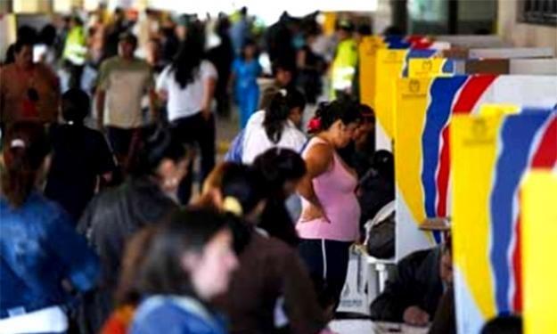 15 pasos para entender el proceso electoral que vive Colombia