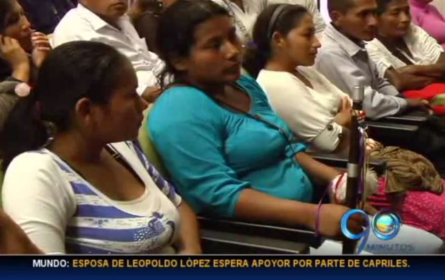 Mujeres víctimas del conflicto armado se reunieron en Popayán