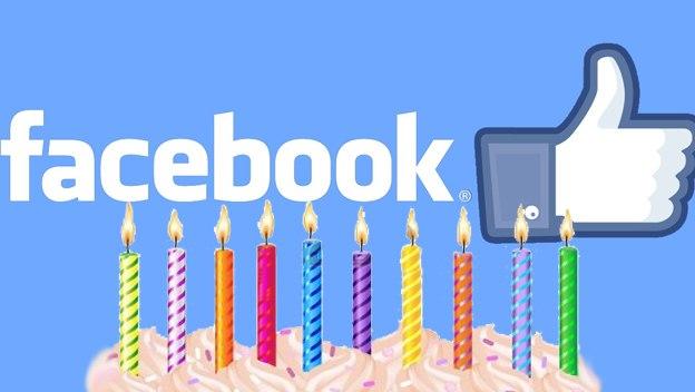 Facebook cumple 10 años y lo celebra con la aplicación 'Lookback'