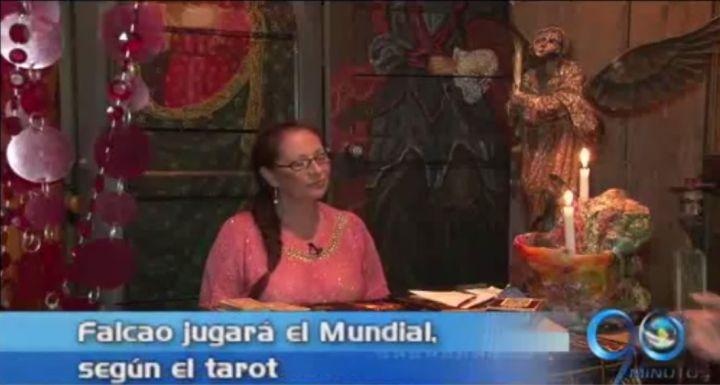 El tarot dice que Radamel Falcao García jugará el Mundial