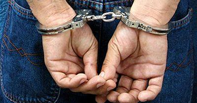 Presuntos 'Rastrojos' capturados en el Valle