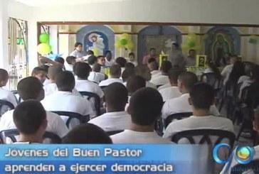 Jóvenes del Buen Pastor registran avances en resocialización